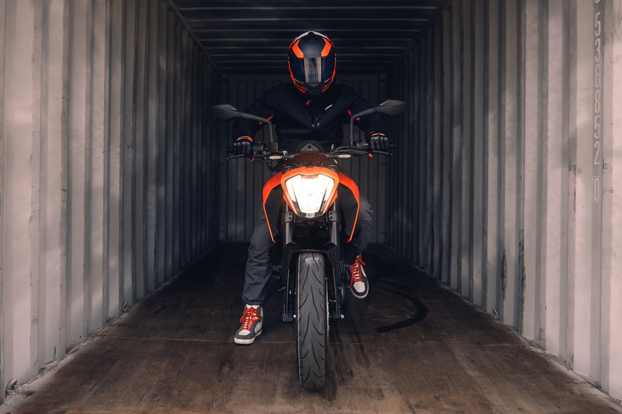 Lennart Ritscher KTM – DUKE 250