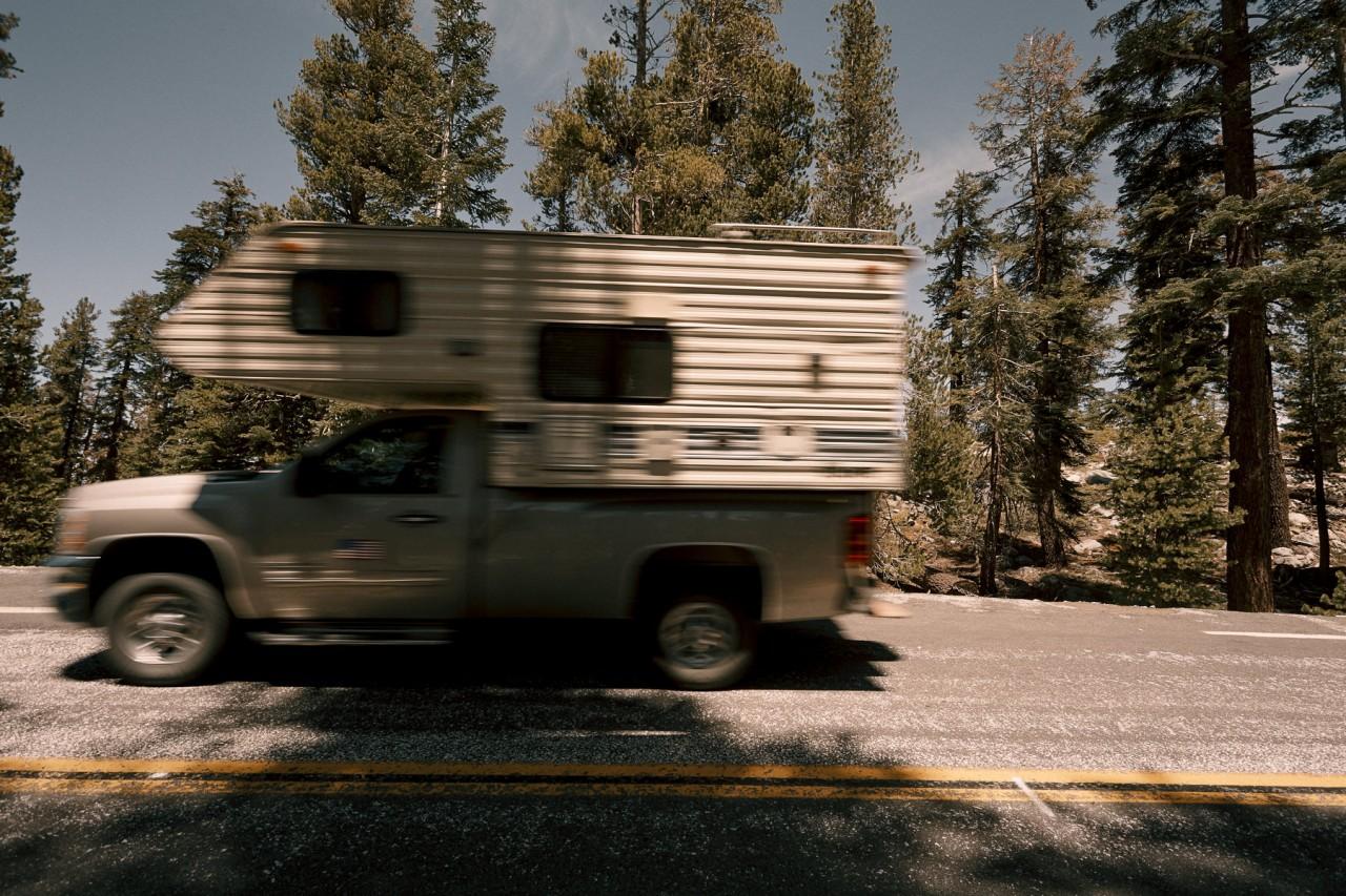 Lennart Ritscher Yosemite
