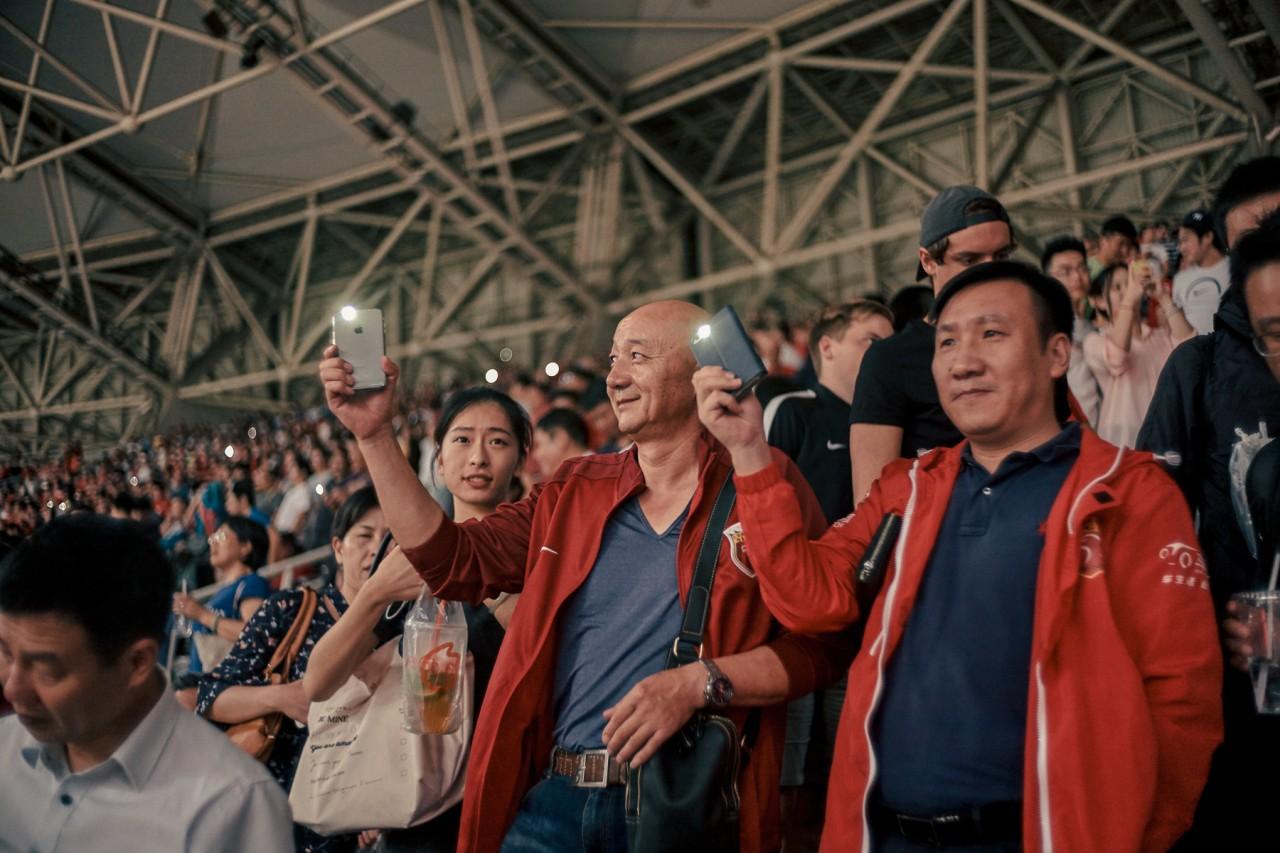 Lennart Ritscher Shanghai Derby